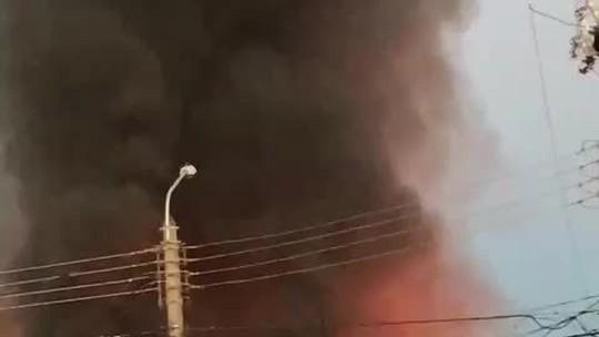 Defesa Civil do DF interdita casas incendiadas no Guará; três famílias estão desalojadas