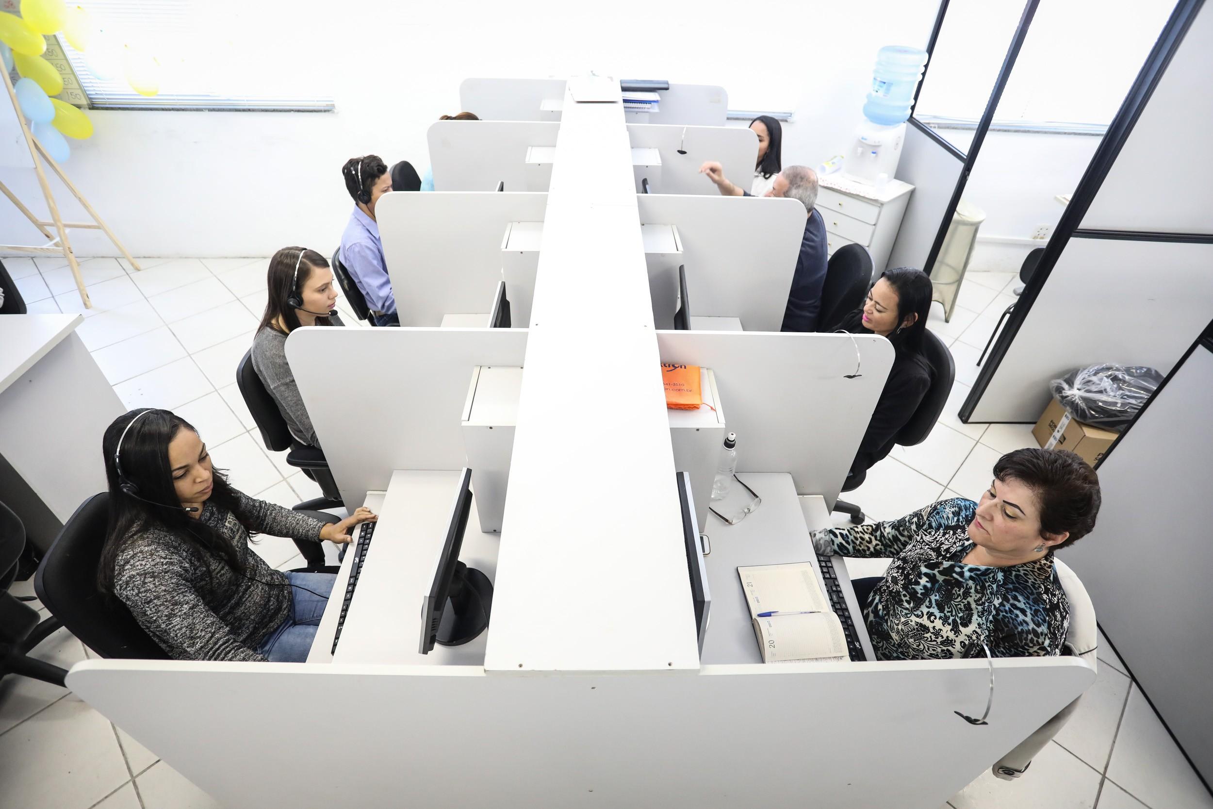 Agência de RH em Itabuna abre seleção para 50 vagas de trabalho no setor de atendimento; veja como se candidatar