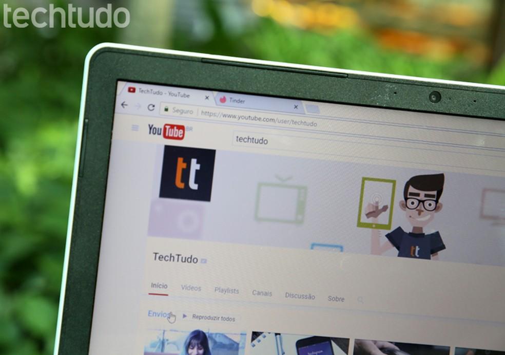 Tutorial mostra como criar listas de reprodução temporárias com vídeos do YouTube (Foto: Carolina Ochsendorf/TechTudo)