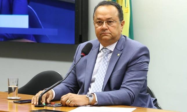 O presidente da bancada evangélica, Silas Câmara (PRB-AM)