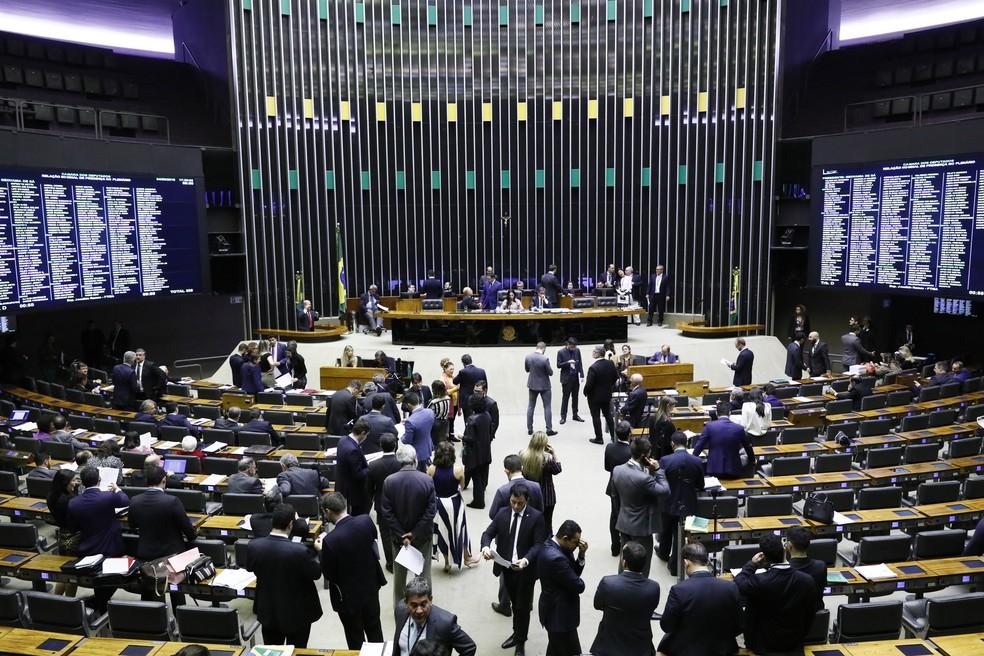 Deputados federais pelo Maranhão criticaram decisão do presidente Jair Bolsonaro — Foto: Luis Macedo/Câmara dos Deputados