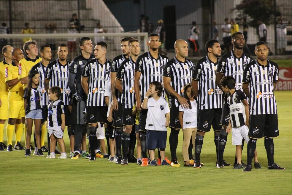 ABC quer chegar aos 30 pontos (Foto: Andrei Torres/ABC FC)