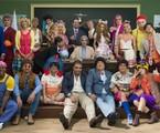 Elenco da última 'Escolinha do Professor Raimundo' | Globo