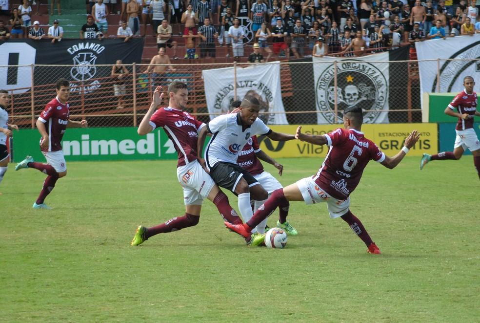 Rio Branco-ES x Desportiva Ferroviária: o maior clássico do futebol capixaba — Foto: Henrique Montovanelli/Desportiva Ferroviária
