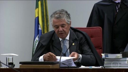 Marco Aurélio decide não analisar pedido de liberdade de Moreira Franco