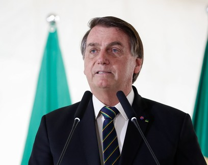 """Bolsonaro diz que exportação de soja em excesso pode """"bagunçar"""" preço do óleo"""