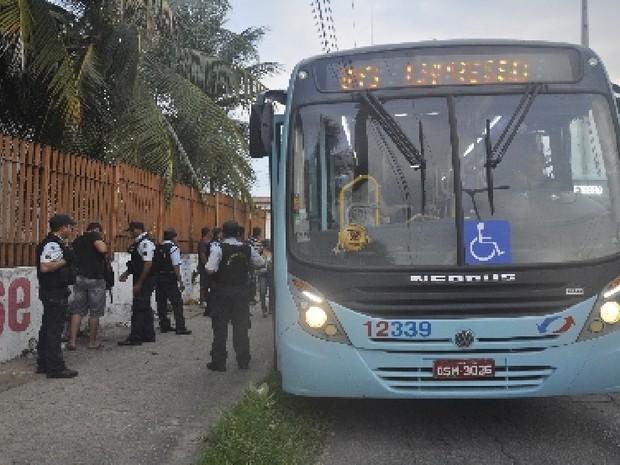 Operação Passageiro Seguro resultou na captura de 10 suspeitos em Fortaleza (Foto: Divulgação/SSPDS)