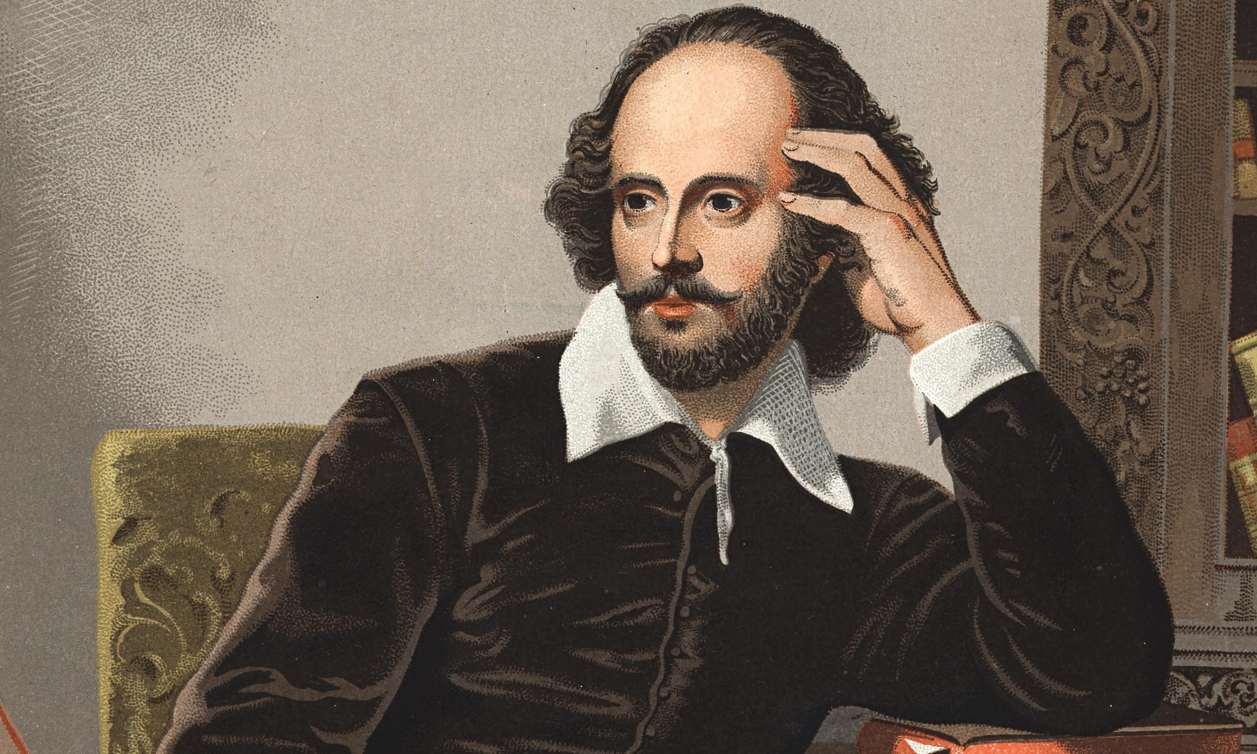 William Shakespeare (Foto: Creative Commons)