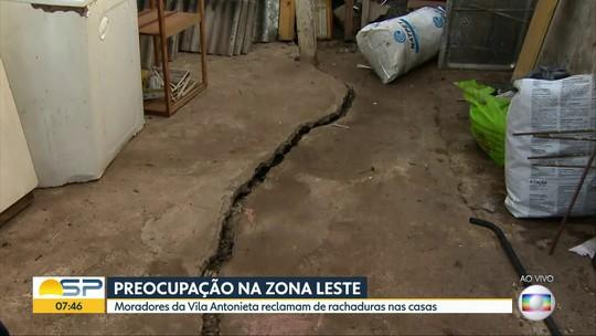 Moradores da grande São Paulo sofrem com problemas nas cidades