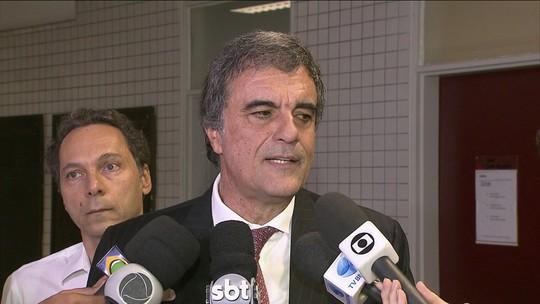 José Eduardo Cardozo nega acusações de ex-executivos da Odebrecht