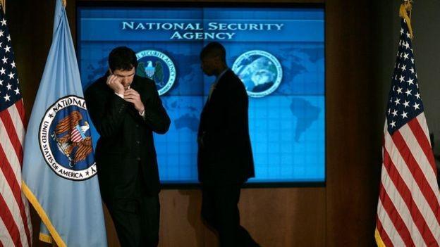 Agências de espionagem americanas, como a NSA, estão ameaçando não fornecer informações aos seus aliados (Foto: Getty Images)