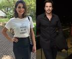 Flávia Alessandra e Murilo Benício  | Gshow/TV Globo