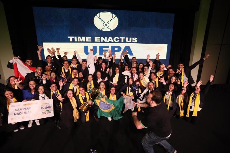 Alunos da UFPA conquistam 1ºlugar em campeonato que premia melhores iniciativas empreendedoras - Notícias - Plantão Diário