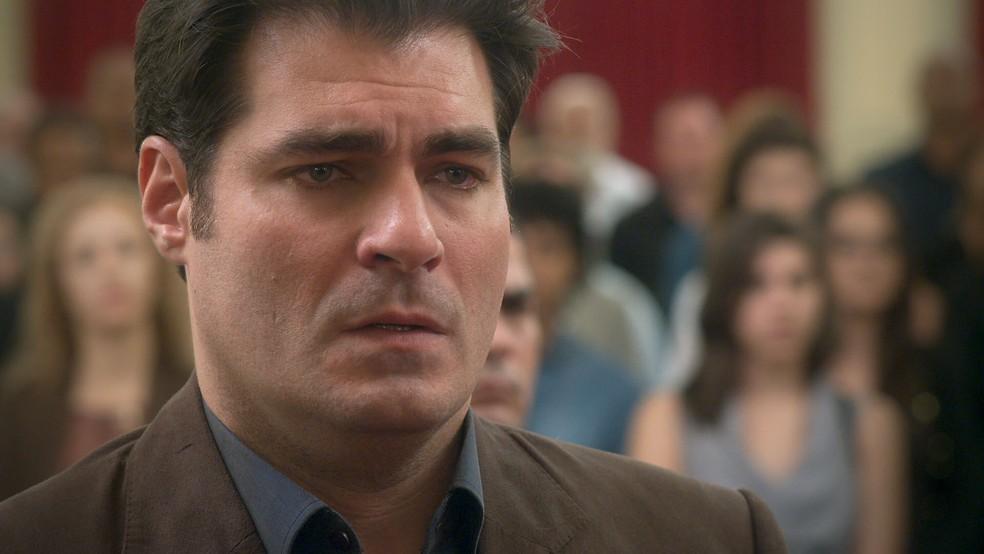 Ciro é condenado a 12 anos de reclusão (Foto: TV Globo)