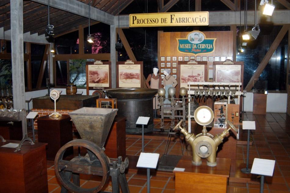 Museus proporcionam passeio e conhecimento em SC