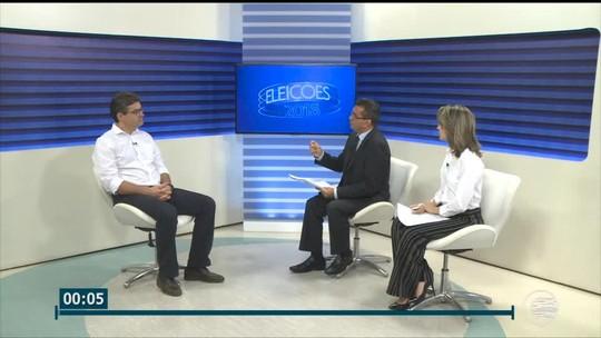 PITV 1ª edição entrevista Luciano Nunes, candidato ao governo do Piauí pelo PSDB