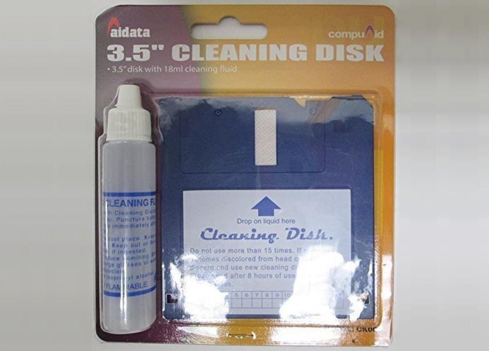 Kit de curățare a unității floppy - Foto: Divulgare / Aidata