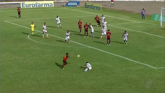 Sport empata, passa em segundo do grupo e pega Cruzeiro na segunda fase da Copa SP
