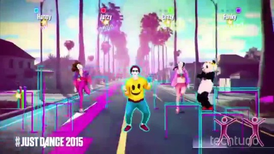 Review Just Dance 2015