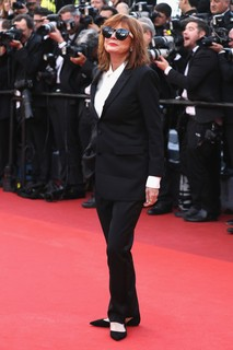 Susan Sarandon, de Saint Laurent