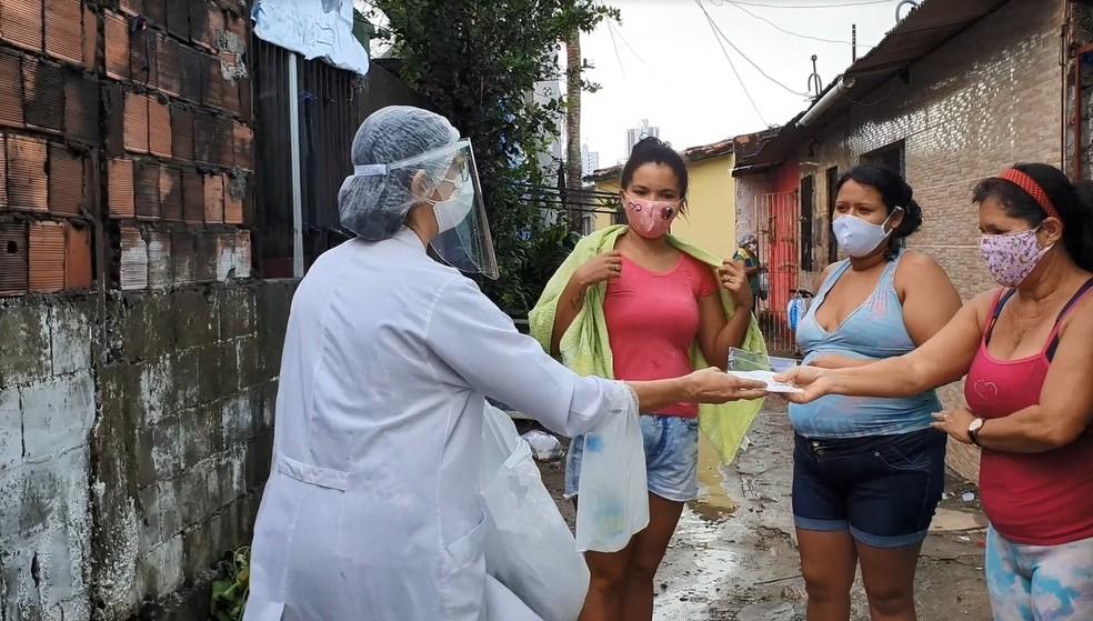Uso de máscara segue obrigatório em todo o Ceará — Foto: PCR/Divulgação