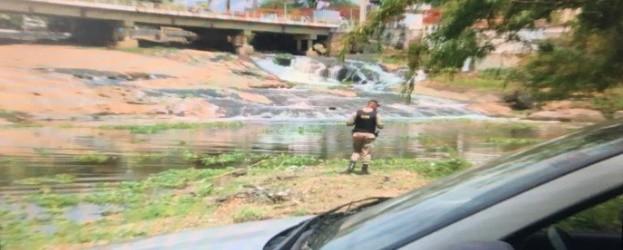 Canoa vira e pescador morre afogado no Rio Itapecerica em Divinópolis
