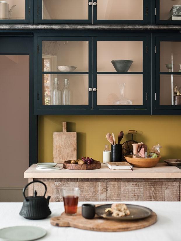 Armário de cozinha: 7 inspirações para fazer em casa (Foto: Reprodução/Divulgação)