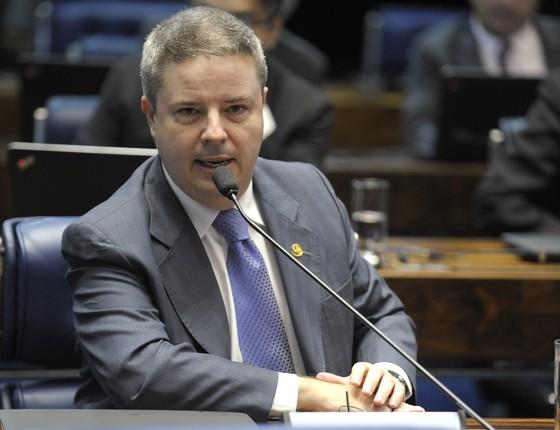 O senador Antonio Anastasia (PSDB-MG) (Foto: Jefferson Rudy/Agência Senado)