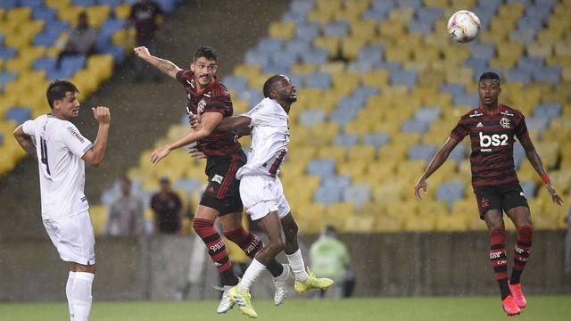 Gustavo Henrique Bruno Henrique Flamengo Resende
