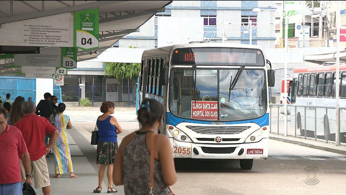 STTP muda linhas de ônibus em Campina Grande