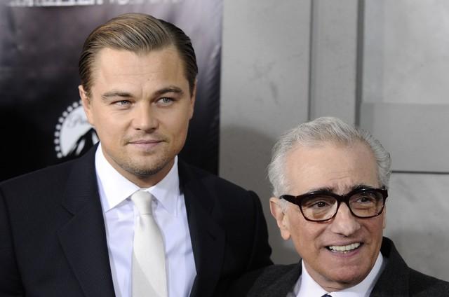 Leonardo DiCaprio e Martin Scorsese  (Foto: AP Photo/Peter Kramer)