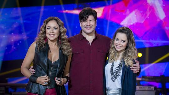 Jurados destacam parceria no 'SuperStar' e Daniela Mercury diz: 'Respeito pela posição de cada um'