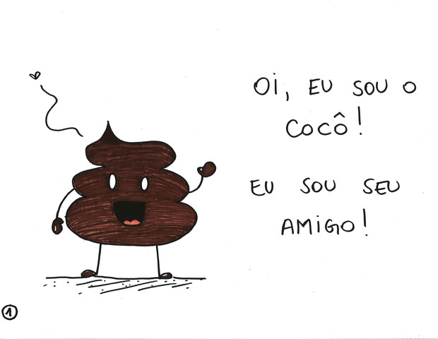 Cocô amigo (Foto: Mauren Veras)