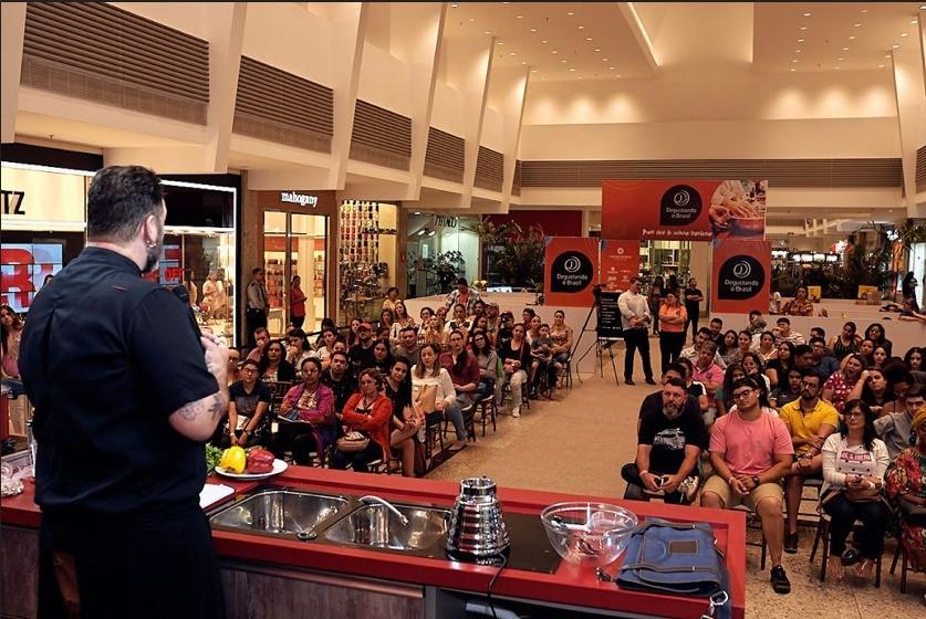 Festival 'Degustando o Brasil' em Campina Grande tem palestra sobre gestão de restaurantes - Notícias - Plantão Diário