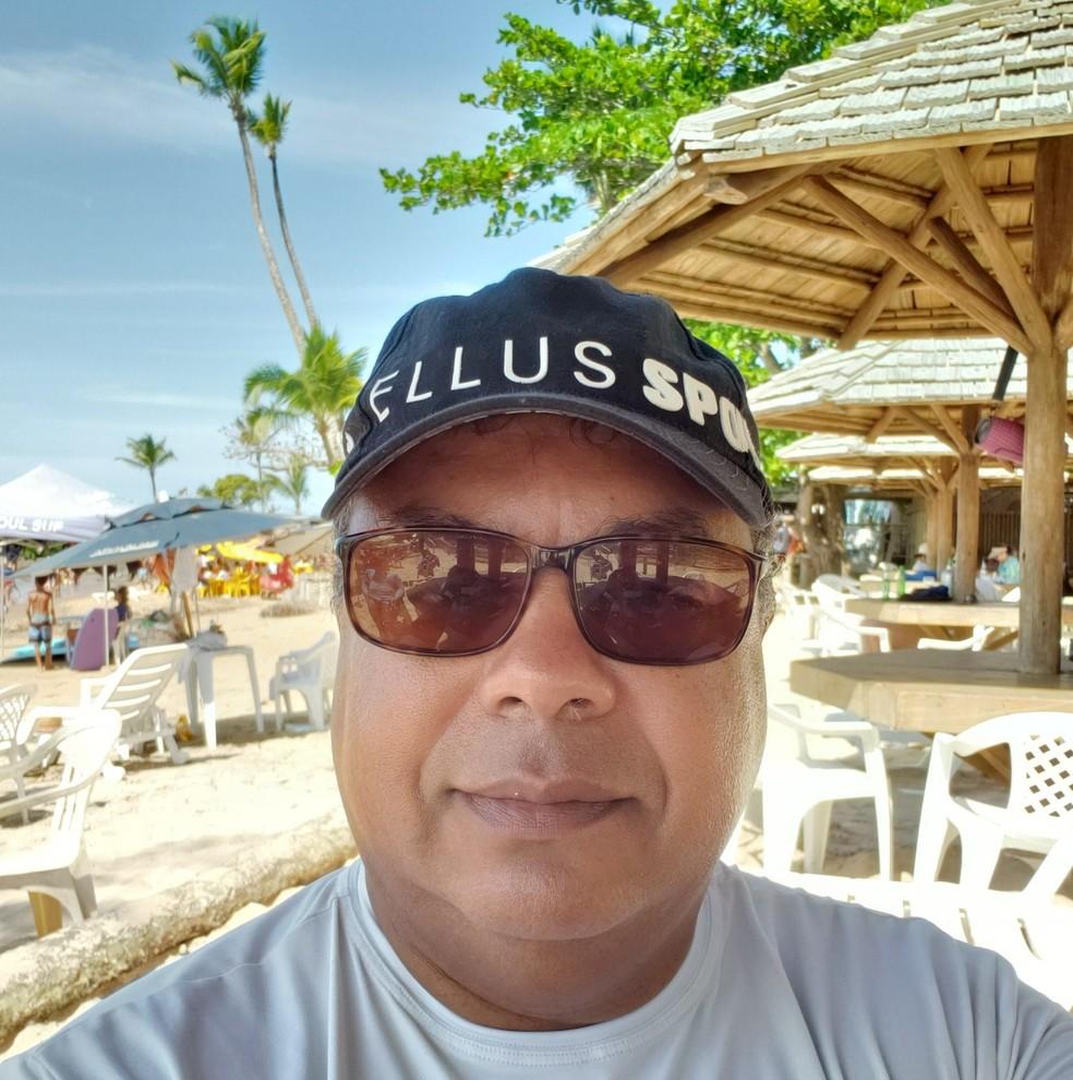 Médico Gilmar Calazans morreu na manhã de segunda-feira (20) — Foto: Reprodução/Redes Sociais