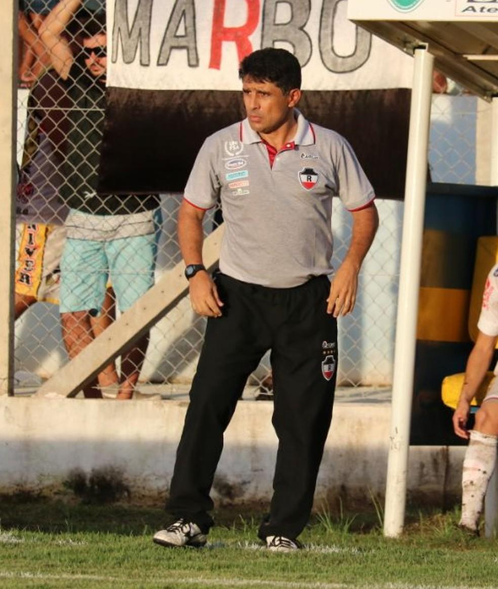 ... Wallace Lemos chega a São Luís esta semana para treinar Moto Club —  Foto  Wenner 29e4cf798654c