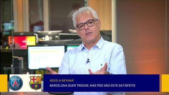 """Aydano resume Neymar após nova polêmica: """"Coadjuvante da própria carreira, o protagonista é o pai"""""""