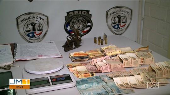 Operação policial combate tráfico de drogas em São Luís
