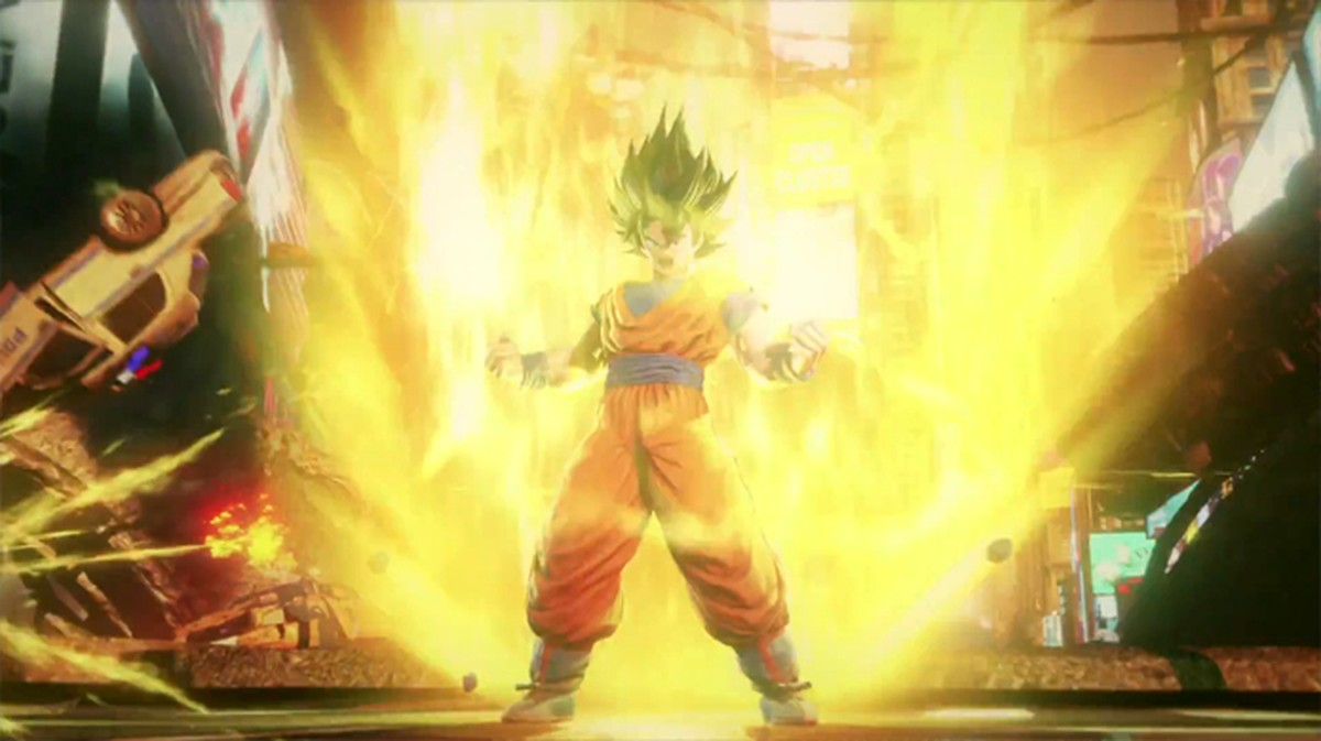 Jump Forces Reunirá Naruto Dragon Ball Z Death Note E