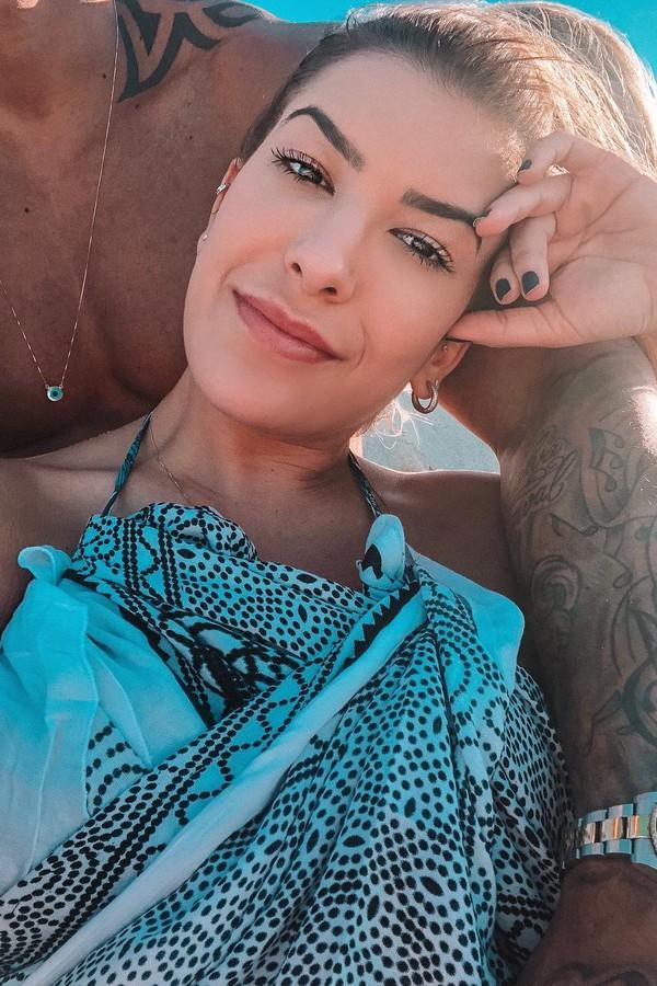 Lorena Improta e Léo Santana (Foto: Instagram/Reprodução)