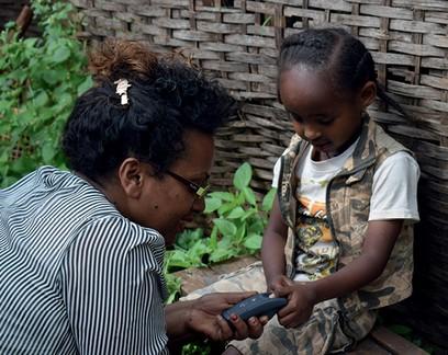 Empresa desenvolve projeto de impressão digital para facilitar a vacinação na primeira infância