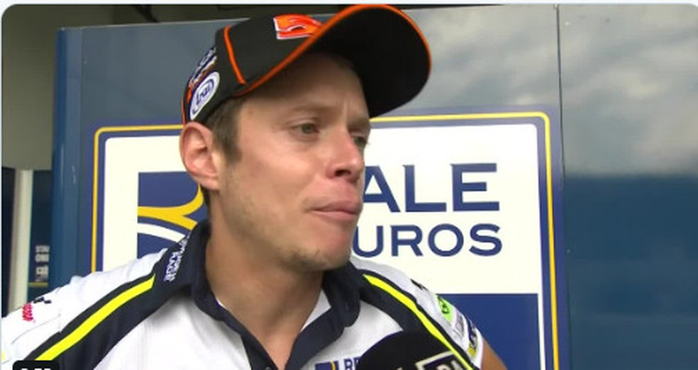 Tito,que também está em Sepang,  confirmou sua ausência no grid do GP da Malásia 2019... — Foto: Internet