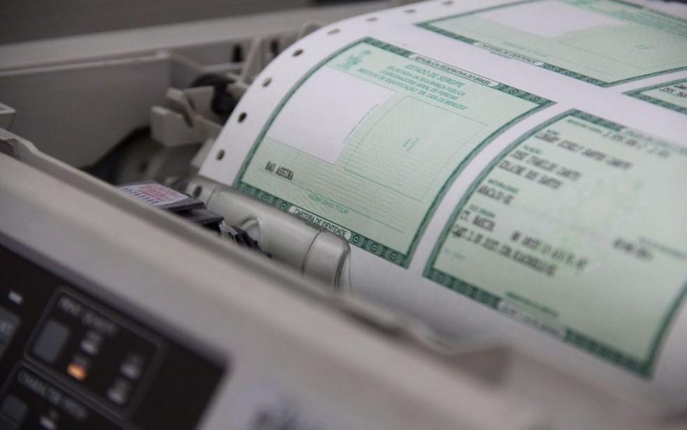 População poderá solicitar emissão de carteira de identidade — Foto: Victor Ribeiro/Seplag/Divulgação/ASN