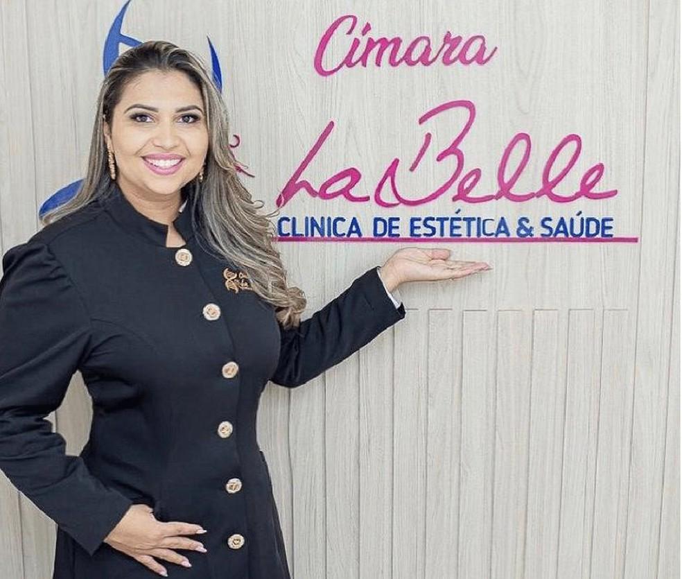 Cimara La Belle já ministrou cursos em seis países da Europa — Foto: Cimara La Belle/Divulgação