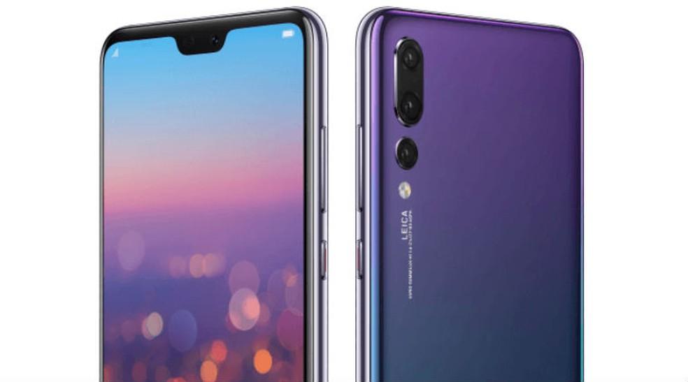 Huawei P20 Pro é o smartphone com melhor câmera do mercado, segundo DxOMark — Foto: Divulgação/Huawei