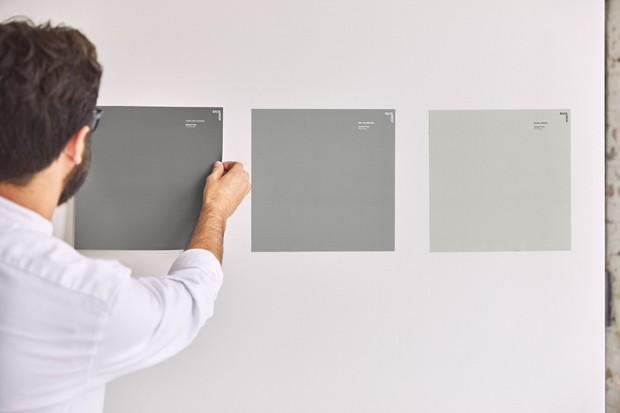 341e576b736 Marca de tintas simplifica processo de pintura em casa (Foto  Divulgação)