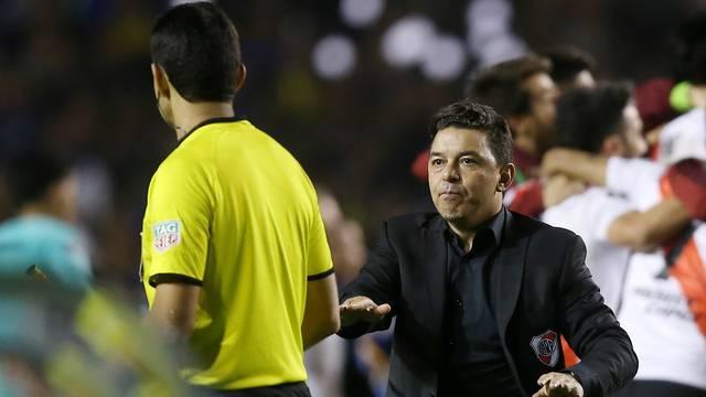 Gallardo chega a mais uma decisão de Libertadores pelo River: a terceira em cinco anos